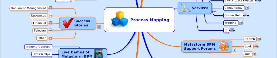 Process Mapping, BPM in action